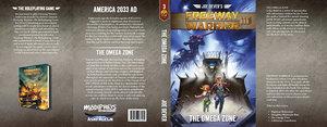 The Omega Zone  (hardback)