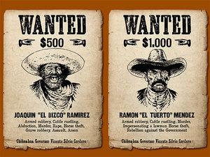 1.000 Dollar för El Tuerto