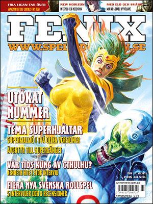 Fenix nr 3, 2011