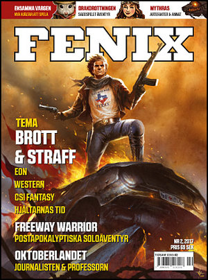 Fenix nr 2, 2017