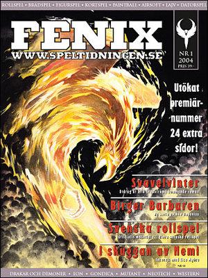 Fenix nr 1, 2004