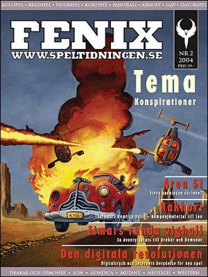 Fenix nr 2, 2004