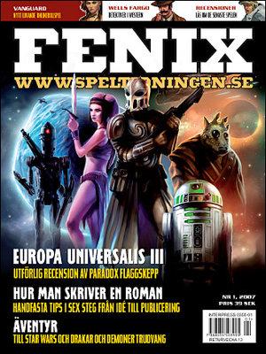 Fenix nr 1, 2007