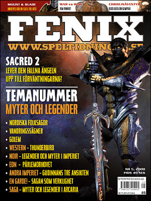 Fenix nr 5, 2008