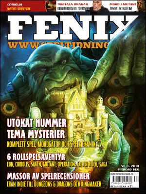 Fenix nr 3, 2010