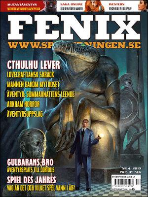 Fenix nr 4, 2010