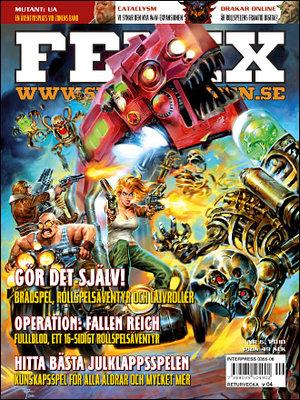 Fenix nr 6, 2010