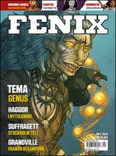 Fenix nr 2, 2018