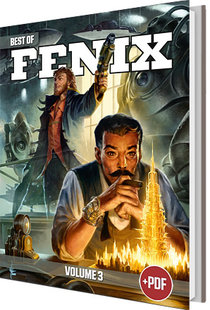Best of Fenix Volume 3 (hardcover + PDF)