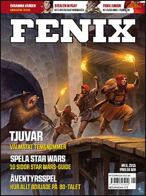 Fenix nr 6, 2015