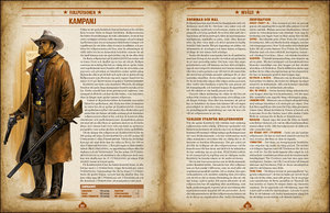Western Grundbok I: Rollpersonen