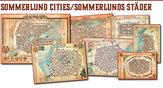 Sommerlund Cities