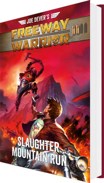 Slaughter Mountain Run  (hardback)