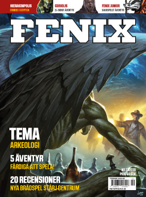 Fenix nr 2, 2019