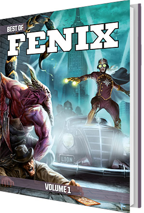 Best of Fenix Volume 1-3 (hardcover)