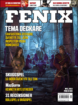 Fenix nr 3, 2015
